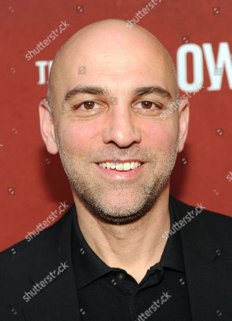 """Executive producer/director Marcos Siega arrives at FOX's """"The Following"""" finale screening at the Academy of Television Arts & Sciences' Leonard H. Goldenson Theater on in North Hollywood, California"""