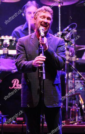 Craig Morgan performs at the George Jones Tribute - Playin' Possum: The Final No Show, on at the Bridgestone Arena in Nashville, Tenn