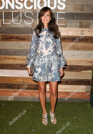 Julie Gilhart seen at H&M's Conscious Collection, on in West Hollywood, California