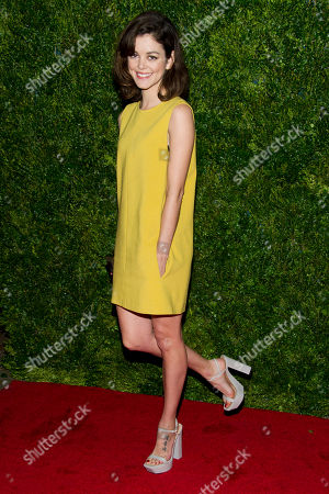 "Stock Image of Dr. Lisa Aaron attends the premiere of the documentary film ""In Vogue: The Editor's Eye"" on in New York"