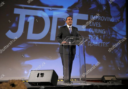 Sam Nazarian attends JDRF LA's 11th Annual Imagine Gala, on Saturday, May, 3, 2014 in Century City, Calif