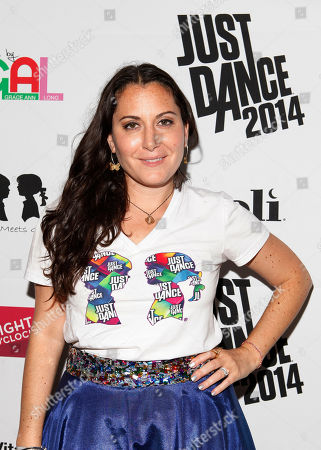Editorial image of Just Dance with Boy Meets Girl afterparty, New York, USA - 12 Sep 2013