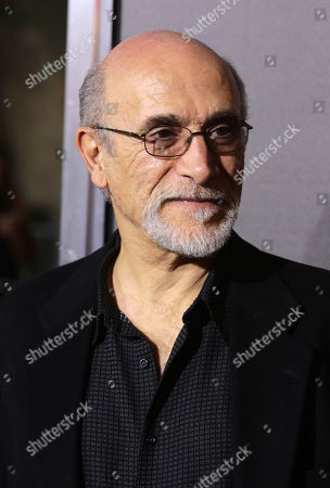 """Tony Amendola seen at the Los Angeles Special Screening of New Line Cinema's """"Annabelle"""", in Hollywood"""