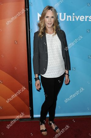 Christina Kirk attends the NBC 2014 Summer TCA held at the Beverly Hotel, in Beverly Hills, Calif
