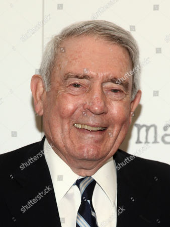 """Dan Rather attends the premiere of """"Harry Benson: Shoot First"""", hosted by The Cinema Society, at City Cinemas Beekman Theatre, in New York"""