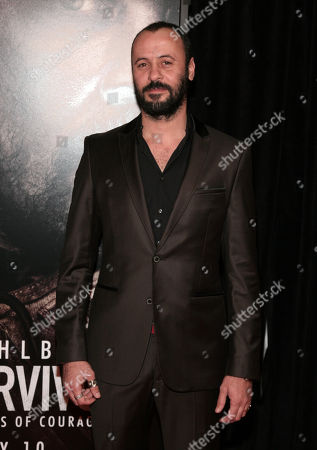 "Actor Ali Suliman attends the New York premiere of ""Lone Survivor"", in New York"