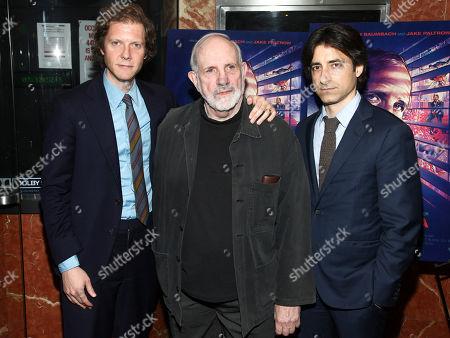 "Editorial photo of NY Special Screening of ""De Palma"", New York, USA - 9 Jun 2016"