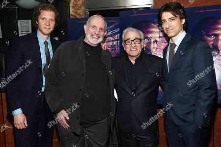 "Editorial image of NY Special Screening of ""De Palma"", New York, USA - 9 Jun 2016"