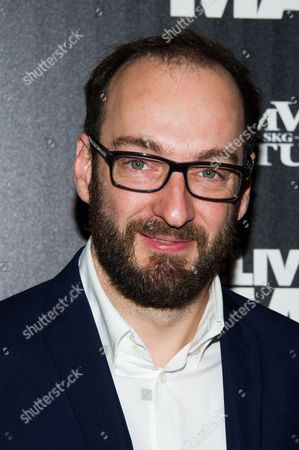 """Ken Scott attends a screening of """"Delivery Man"""" hosted by The Cinema Society and DreamWorks Pictures on in New York"""