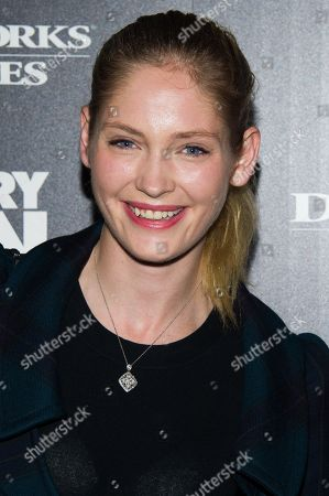 """Heidi Mount attends a screening of """"Delivery Man"""" hosted by The Cinema Society and DreamWorks Pictures on in New York"""