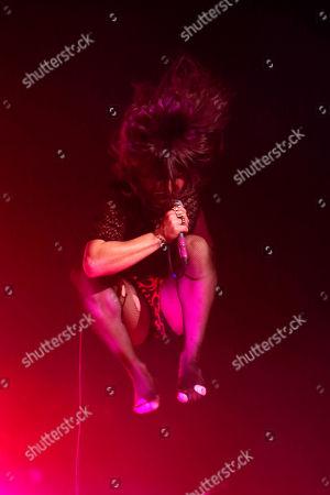 Editorial photo of Paramore Concert, New York, USA - 16 May 2013