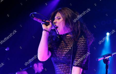 Editorial image of Paramore Concert, New York, USA - 16 May 2013