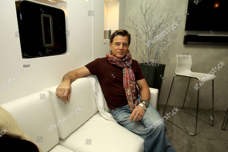 Stock Picture of Brett Stimely is seen at PCL Day Lounge Day 2 on in Park City, Utah