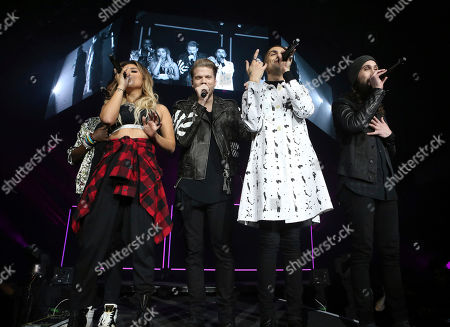 Editorial photo of Pentatonix In Concert - , Atlanta, USA - 16 Nov 2016