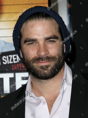 """Alejandro Nones attends the """"Cellmates"""" premiere on in West Hollywood, Calif"""