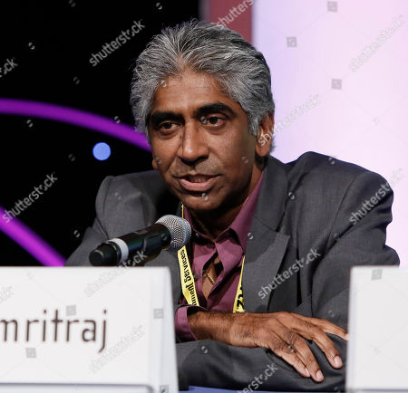 Chairman& CEO Hyde Park Entertainment Ashok Amritraj attends the Produced By Conference Day 1 on in Culver City, Calif
