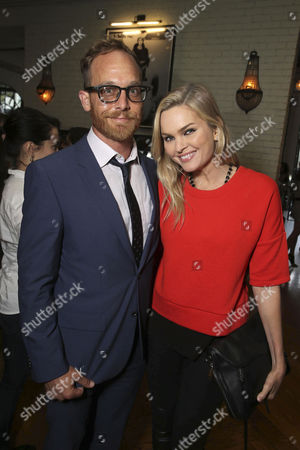 """Ethan Embry and Sunny Mabrey seen at Season Two Premiere of Netflix original series """"Grace and Frankie"""", in Los Angeles, CA"""