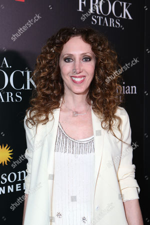 Jen Rade at Smithsonian Channel's Celebration of Vintage Clothing Mecca The Way We Wore, With New Original Series L.A. FROCK STARS, on in Los Angeles