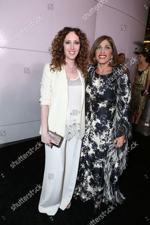 Jen Rade and Doris Raymond at Smithsonian Channel's Celebration of Vintage Clothing Mecca The Way We Wore, With New Original Series L.A. FROCK STARS, on in Los Angeles