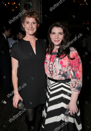 Director Jerusha Hess and Stephanie Meyer are seen at Sony Pictures Classics 'Austenland' After Party Los Angeles Premiere, on Thursday, August, 8, 2013 in Los Angeles
