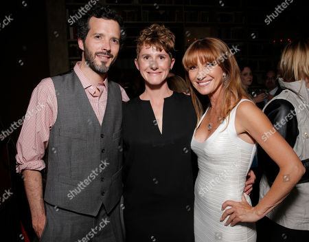 Bret McKenzie, Director Jerusha Hess and Jane Seymour are seen at Sony Pictures Classics 'Austenland' After Party Los Angeles Premiere, on Thursday, August, 8, 2013 in Los Angeles