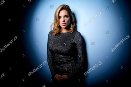 Editorial image of Susie Abromeit Portrait Session, Los Angeles, USA - 16 Dec 2015