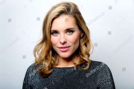 Stock Picture of Susie Abromeit poses for a portrait, in Los Angeles