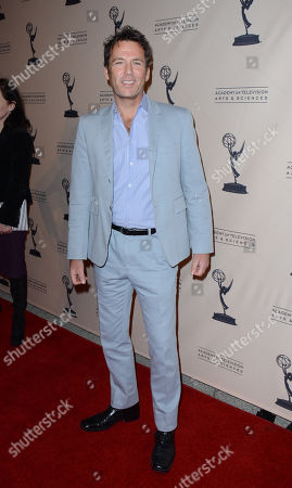 """Actor David Millbern arrives at the Academy of Television Arts & Sciences Presents 10 Years After """"The Prime Time Closet - A History Of Gays And Lesbians On TV,"""", at the Leonard H. Goldenson Theatre in North Hollywood, Calif"""