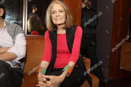 Gloria Steinem attends a special performance of Noah Stewart at Minton's presented bye Hennessy Privilege on in New York