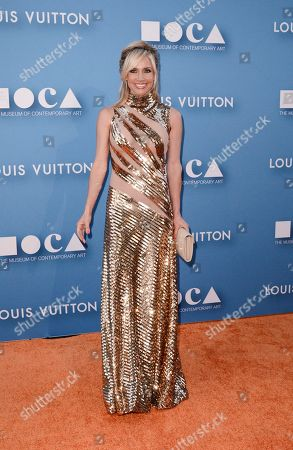 Camille Anderson attends the annual Museum of Contemporary Art Gala in Los Angeles on