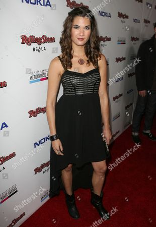 Editorial image of The Rolling Stone American Music Awards After Party, Los Angeles, USA - 18 Nov 2012