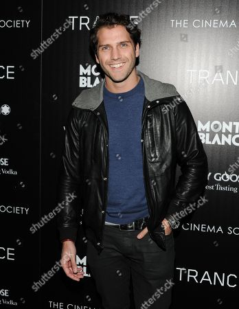 Editorial image of Trance Premiere NY, New York, USA - 2 Apr 2013