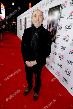 "Costume Designer Albert Wolsky seen at Twentieth Century Fox's ""Rules Don't Apply"" World Premiere Gala Opening Night Gala Screening at AFI FEST 2016, in Los Angeles"