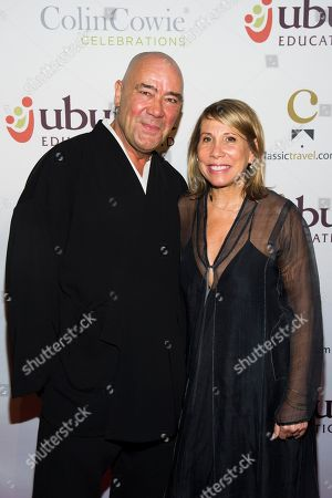 Chodo and Paulette Cole attend Ubuntu Education Fund 2013 Gala on in New York