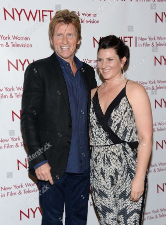 Editorial image of Women in Film & Television Honors, New York, USA - 18 Jun 2014