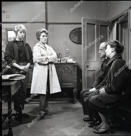 "Editorial image of ""Coronation Street"" TV Series - 1961"