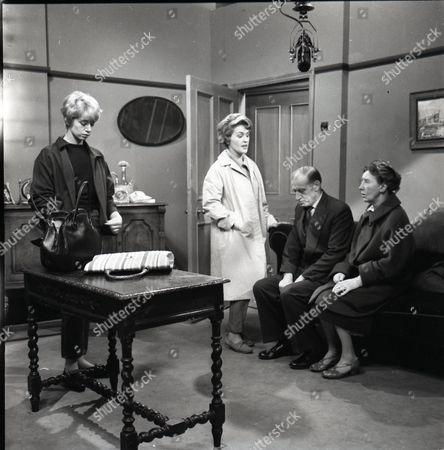 "Editorial photo of ""Coronation Street"" TV Series - 1961"