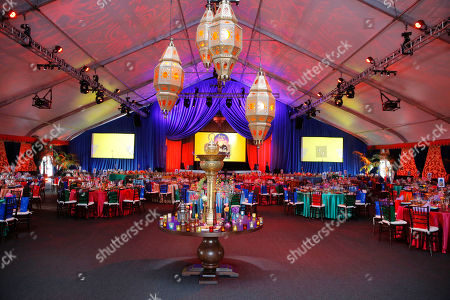 A general view of atmosphere at the 10th annual Alfred Mann Foundation Gala, in Beverly Hills, Calif