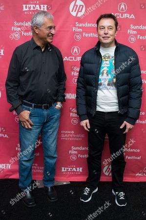 "Editorial photo of 2015 Sundance Film Festival - ""Racing Extinction"" Premiere, Park City, USA - 24 Jan 2015"
