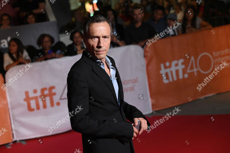 """Stock Picture of Michael Wincott attends a premiere for """"Forsaken"""" on day 7 of the Toronto International Film Festival at Roy Thomson Hall, in Toronto"""