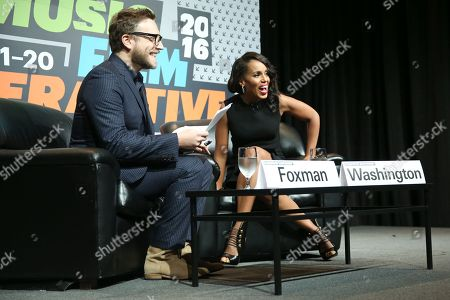 Editorial image of 2016 SXSW - Kerry Washington Keynote, Austin, USA - 13 Mar 2016