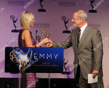 Editorial image of 64th Primetime Emmy Engineering Awards - Show, Hollywood, USA - 24 Oct 2012