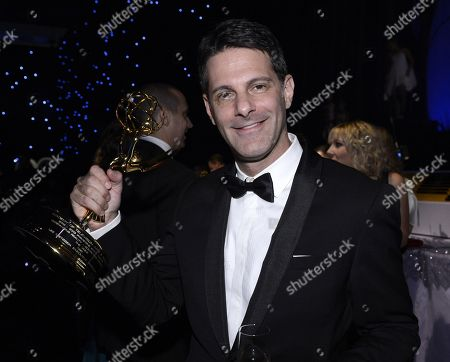 Exclusive - Lee Metzger is seen at the Governors Ball at the 65th Primetime Emmy Awards at Nokia Theatre, in Los Angeles