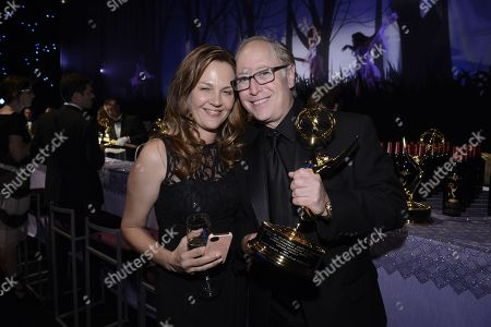 Editorial picture of 65th Primetime Emmy Awards - Governors Ball Winners Circle, Los Angeles, USA - 22 Sep 2013