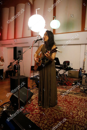 Susie Suh performs at A Night for Jolie Levine Sponsored by Lupus LA & Sweet Relief Musicians Fund, at Henson Studios on Friday, May, 31, 2013 in Los Angeles