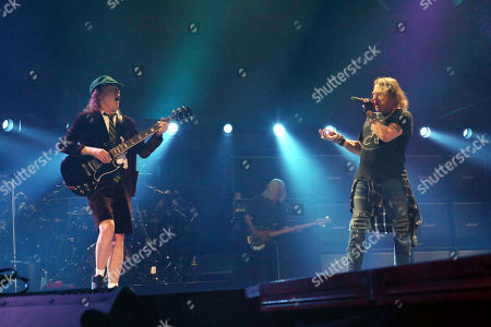 Editorial picture of AC/DC In Concert - , Atlanta, USA - 1 Sep 2016