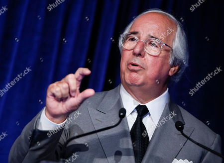 Frank Abagnale seen at Advertising Week on in New York