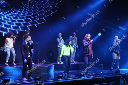 Editorial picture of American Idols in Concert - , Ft Lauderdale, USA - 19 Jul 2014
