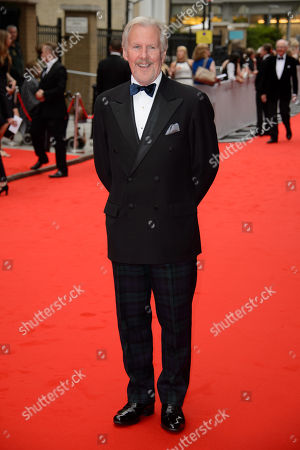 David Robb arrives for theBAFTA Celebrates Downton Abbey event at a central venue, London