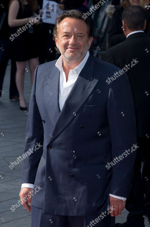 Ludi Boeken arrives for the World Premiere of World War Z at a central London cinema